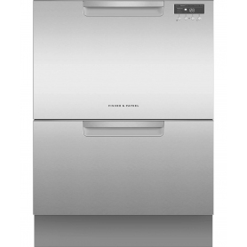 FISHER & PAYKEL DD60DCHX9 Double DishDrawer™ Dishwasher