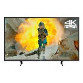 "PANASONIC 49"" 4K ULTRA HD, SMART HDR LED TV."