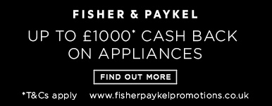Fisher and Paykel Cash Back